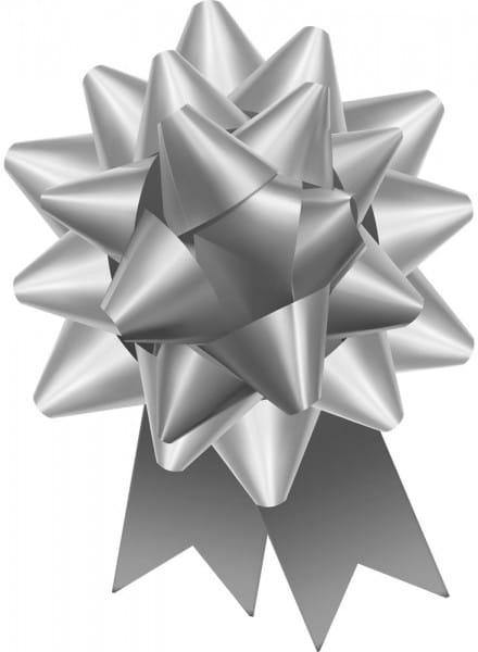 Silver Regal Bow