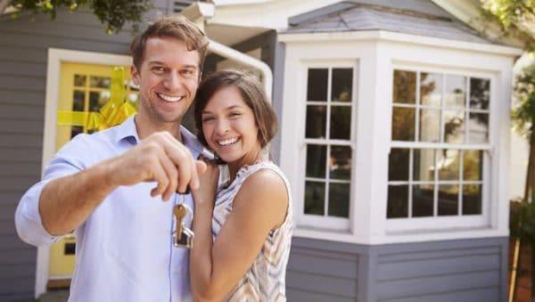 Big Yellow Door Bow | Real Estate Bow | Big Bow Sydney | Big Door Bows