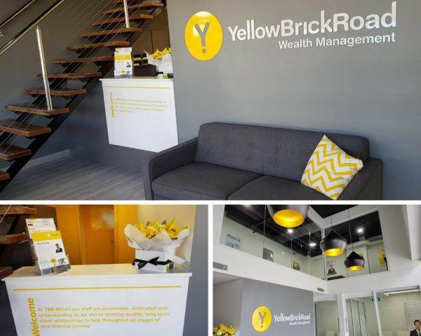 Yellow Brick Road Milton | Bowzz | Grand Opening Bow