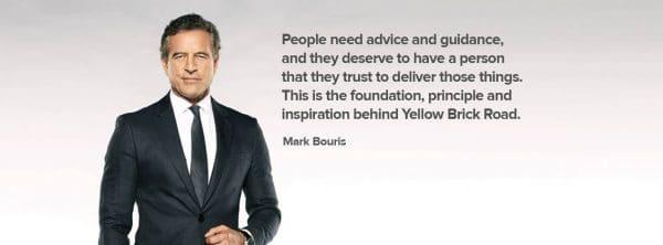 Mark Bouris | Yellow Brick Road | Branch Opening Bow