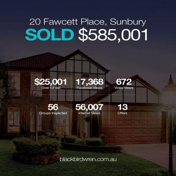 Record Real Estate Price   Blackbird & Wren Real Estate   Real Estate Bow   House Bow   Property Bow